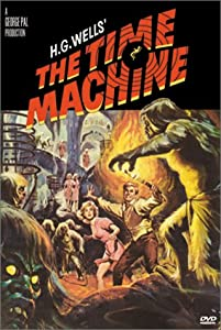 """Cover of """"The Time Machine"""""""
