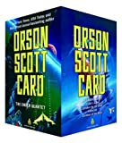 THE ENDER QUARTET SET: ENDER'S GAME, SPEAKER FOR THE DEAD, XENOCIDE, CHILDREN OF THE MIND By Card, Orson Scott (Author) Boxed Set on 04-Nov-2008