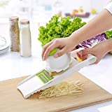 Creative Multi-Function Kitchen Tools - Hand-held Kitchen Vegetable Slicer Mandoline Slicer Grater Set