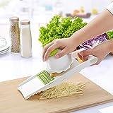 Creative Multi-Function Kitchen Tools - Hand-held Kitchen Vegetable Slicer Mandoline Slicer Grater Set