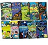Enid Blyton Enid Blyton Classic Mystery Stories 10 Books Set Pack Collection RRP: £49.99 (The Mystery of the Burnt Cottage, Disappearing Cat, Spiteful Letters, Hidden House, Vanished Prince, Strange Bundle, Holly Lane, Tally-Ho Cottage, Missing Man) (En