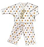 Stephan Baby Diaper Cover and Jacket Set, Sports Fun, 0-3 Months
