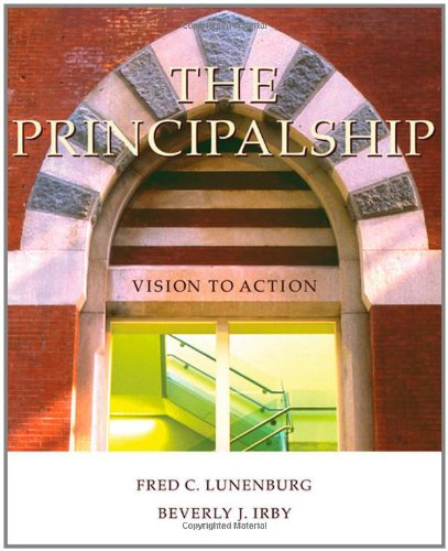 The Principalship: Vision to Action