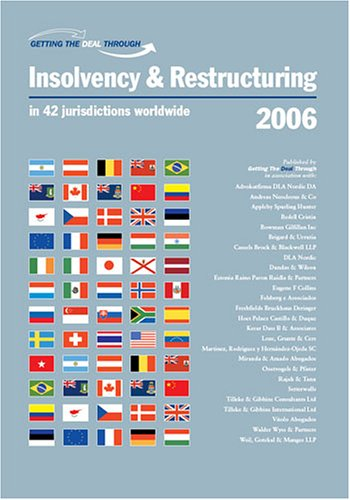 Getting the Deal Through: Insolvency & Restructuring