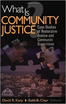 Supervision in the Community: Probation and Parole