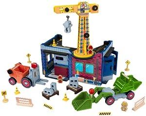 KidKraft Fun Explorers Construction Play Set