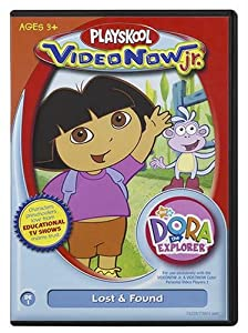 Videonow Jr. Personal Video Disc: Dora The Explorer #1
