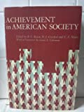 img - for Achievement in American Society book / textbook / text book