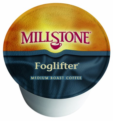 Millstone Foglifter Coffee K-Cup Packs, 12 Count (Pack Of 6)