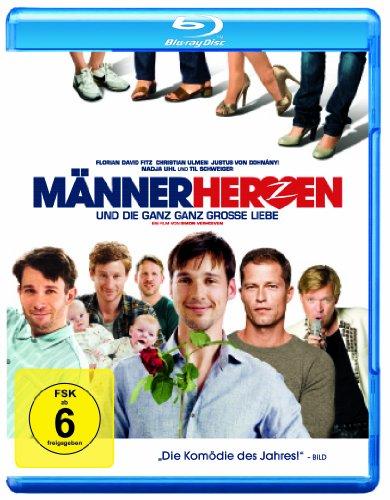 Männerherzen und die ganz, ganz grosse Liebe [Blu-ray]