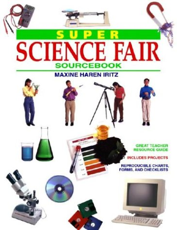 Image for Super Science Fair Sourcebook
