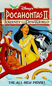 Pocahontas Journey/World