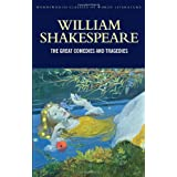 Great Comedies and Tragedies: A Midsummer Night's Dream, Much Ado About Nothing, As You Like It, Twelfth Night, Romeo and Juliet, Hamlet, Othello, King Lear, and MacBethpar William Shakespeare