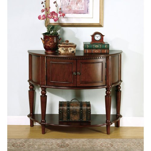 Coaster Storage Entry Way Console Table  image