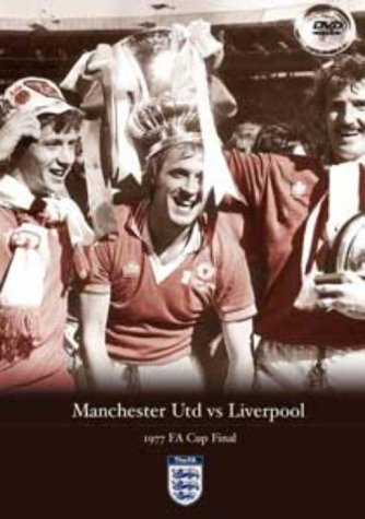 1977 FA Cup Final Manchester United v Liverpool [DVD]