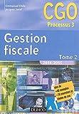 Gestion fiscale 2014-2015 - Tome 2 - 13e éd. - Manuel