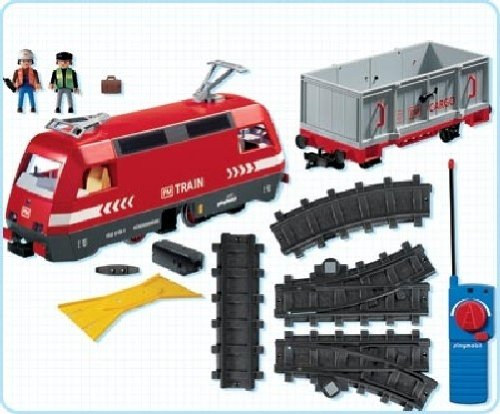 Playmobil - 4010 RC-Cargo Engine with Light