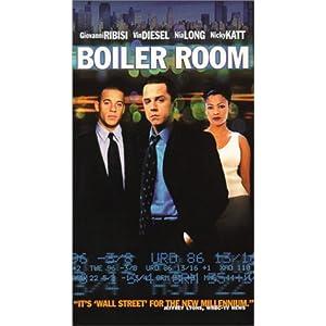 Boiler Room Ben Affleck Amazon