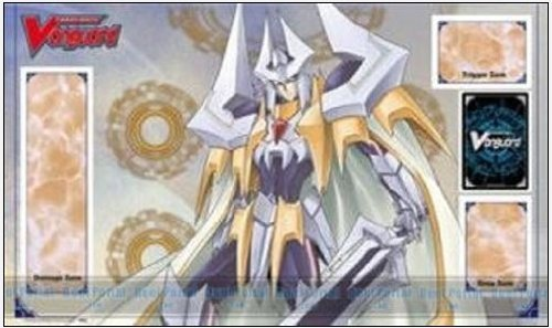 Cardfight Vanguard PLAYMAT - English Triumphant Return of the King of Knights Alfred LIMITED EDITION - 1