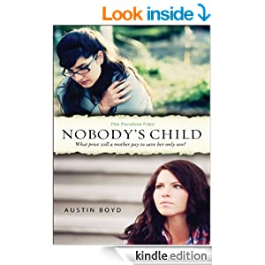 Nobody's Child (The Pandora Files)