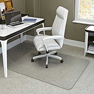 Deluxe Chair Mat Beveled 48 X 72 Office Products