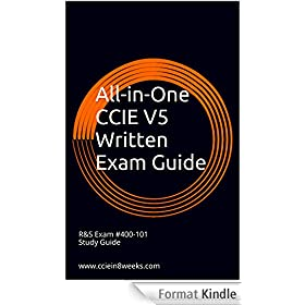 All-in-One CCIE V5 Written Exam Guide (English Edition)