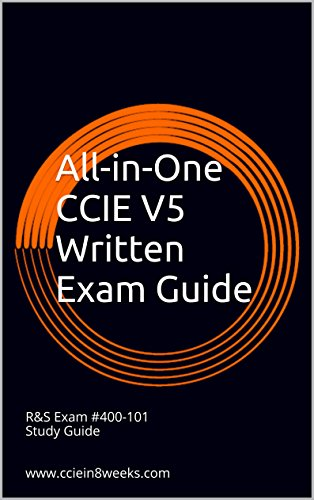 Paul Adam - All-in-One CCIE V5 Written Exam Guide (English Edition)
