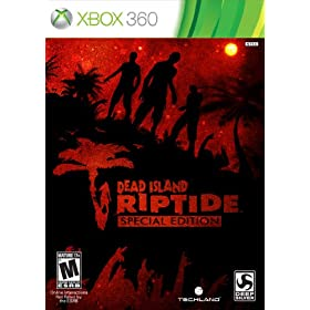 "Dead Island Riptide Special Edition -Xbox 360 (Video Game) By Deep Silver          Buy new: $29.95 36 used and new from $13.89     Customer Rating:       First tagged ""xbox"" by S. H. Wells"