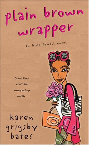 Image for Plain Brown Wrapper: An Alex Powell Novel (Alex Powell Novels)