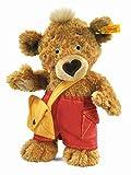 Steiff Knopf Teddy Bear ,Golden Brown, 9.8
