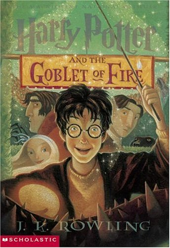 Harry Potter and the Goblet of Fire by J.K, Rowling