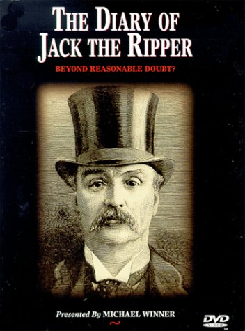 The Diary of Jack The Ripper Cover