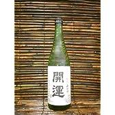 開運 ひやづめ純米 720ml 土井酒造場 静岡