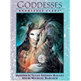 Goddesses Knowledge Cards�: Paintings by Susan Seddon Boulet ~ Michael Babcock
