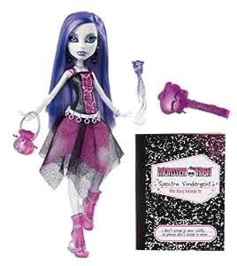 Monster High - Muñeca Spectra (Mattel CCC24)