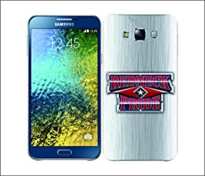 Galaxy Printed 2674 RedNeck Pride Hard Cover for Samsung A7