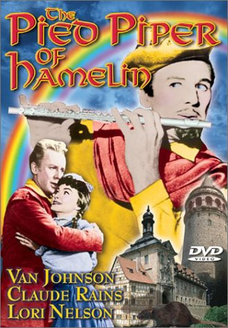 Van Johnson: Pied Piper of Hamelin [DVD] [1957] [NTSC]