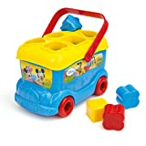 Mickey and Friends Shape Sorter Bus (Blue)