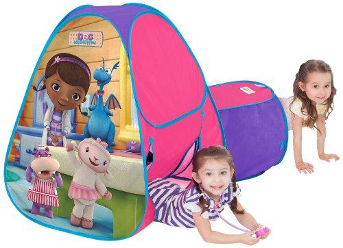 Playhut Doc Mcstuffins Hideabout Tent