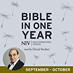 NIV Audio Bible in One Year (Jul-Aug): read by David Suchet |  New International Version