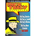 Dick Tracy Collection: (Dick Tracy, Detective / Dick Tracy vs. Cueball / Dick Tracy's Dilemma / Dick Tracy Meets Gruesome)