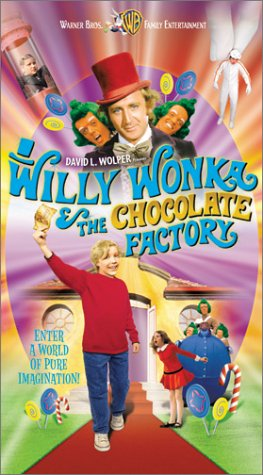 Willy Wonka&Chocolate Factory