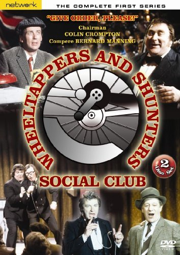 The Wheeltappers and Shunters Social Club: Complete Series 1 [Region 2]