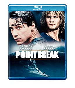 Point Break (Blu-ray) $6.99