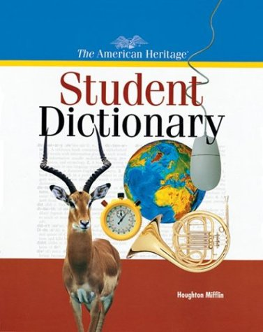 The American Heritage Student Dictionary (School Smart Student Group Chart compare prices)