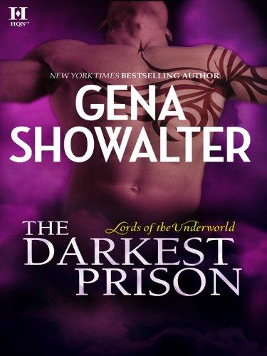 The Darkest Prison (Hqn) by Gena Showalter