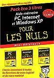 echange, troc Collectif - Pack éco INT + PC + WINXP, mini rèf pour les Nuls