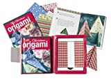 The Christmas Origami Kit (Activity Kit) (Petite Plus Kit Series)