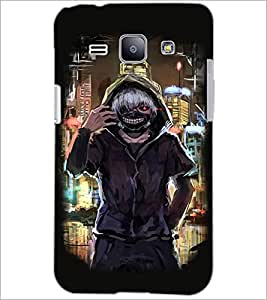 PrintDhaba Funny Image D-3828 Back Case Cover for SAMSUNG GALAXY J1 (Multi-Coloured)