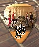 OK GO Premium Guitar Pick x 5